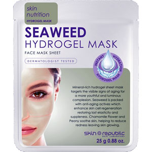 Skin Republic - Seaweed Hydrogel Mask