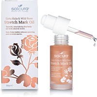 Salcura - Gotu Cola & Wild Rose Stretch Mark Oil