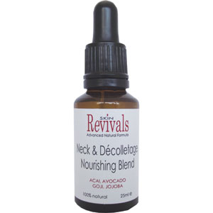 Skin Revivals - Neck & Decolletage Nourishing Blend