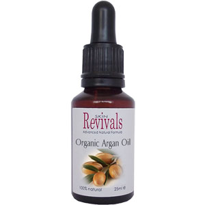 Skin Revivals - Pure Organic Argan Oil