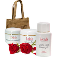 Skin Revivals - Revivals Skin Care Trio One (with Jute Bag)