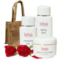 Skin Revivals - Revivals Skin Care Trio Three (with Jute Bag)