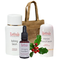 Skin Revivals - Revivals Skin Care Trio Four
