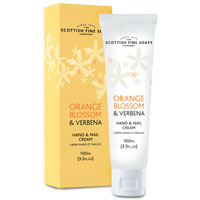 Scottish Fine Soaps - Orange Blossom & Verbena Hand & Nail Cream
