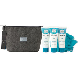 Scottish Fine Soaps - Sea Kelp Toiletry Bag