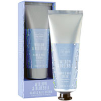 Willow & Bluebell Hand & Nail Cream|9.0000|5.4000