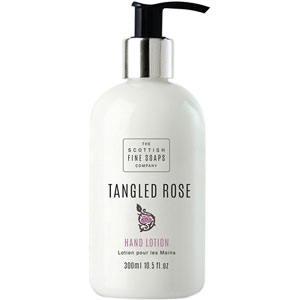 Scottish Fine Soaps - Tangled Rose Hand Lotion