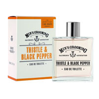 Men's Grooming Thistle & Black Pepper Eau de Toilette|21.5000|21.5000