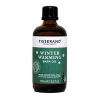 Tisserand Aromatherapy - Winter Warming Bath Oil