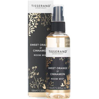 Tisserand Aromatherapy - Sweet Orange & Cinnamon Room Mist
