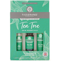 Tisserand Aromatherapy - Tea Tree Skin Essentials Kit