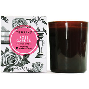 Tisserand Aromatherapy - Scented Candle - Rose Garden