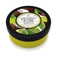 Tropical Fruits - Coconut & Lime Body Cream