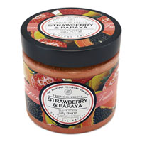 Tropical Fruits - Strawberry & Papaya Sugar Scrub