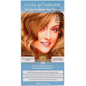 Tints of Nature - Permanent Colour - 7N Natural Medium Blonde