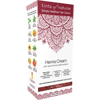 Tints of Nature - Henna Cream - Red