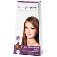Tints of Nature - Semi-Permanent Hair Colour