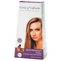 Tints of Nature - Semi-Permanent Colour - 7GCB Golden Copper Blonde
