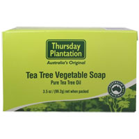 Thursday Plantation - Tea Tree Vegetable Soap