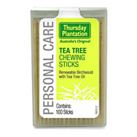 Thursday Plantation - Tea Tree Chewing Sticks
