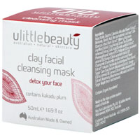 U Little Beauty - Clay Facial Cleansing Mask