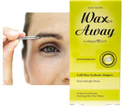 Elegant Touch Wax - Cold Wax Eyebrow Shapers