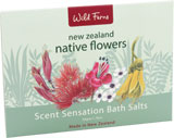 Wild Ferns - Native Flowers Scent Sensation Bath Salts