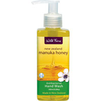 Wild Ferns New Zealand Manuka Honey - Manuka Honey Antibacterial Hand Wash