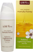 Wild Ferns New Zealand Manuka Honey - Manuka Honey Radiance Lightening Creme