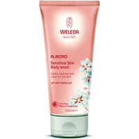 Weleda - Almond Sensitive Skin Body Wash
