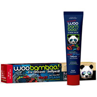 Woobamboo - Fruit Splash Fluoride Toothpaste