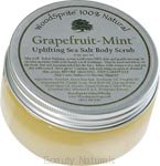 WoodSprite - Grapefruit & Mint Uplifting Sea Salt Glow