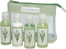 Woods of Windsor - Lily of the Valley Overnight Gift Bag
