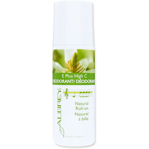 Aubrey Organics - E Plus High C Deodorant Roll-On