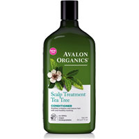 Avalon Organics - Scalp Treatment Tea Tree Conditioner