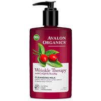 Avalon Organics - Wrinkle Therapy Cleansing Milk