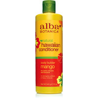 Alba Botanica - Hawaiian Conditioner - Body Builder Mango