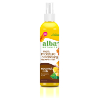 Alba Botanica - Hawaiian Leave-In Conditioning Mist - Coconut Milk