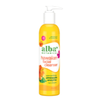 Alba Botanica - Hawaiian Facial Cleanser - Pineapple Enzyme