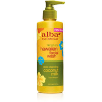 Alba Botanica - Hawaiian Facial Wash - Deep Cleansing Coconut