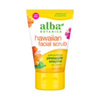 Alba Botanica - Hawaiian Facial Scrub - Pineapple Enzyme