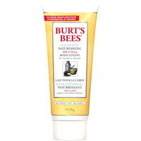 Burt's Bees - Naturally Nourishing Milk & Honey Body Lotion