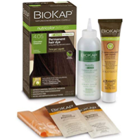 BioKap - Nutricolordelicato Permanent Hair Dye - Chocolate Chestnut - 4.05