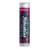 Crazy Rumors - Hibiskiss Tinted Lip Balm - Tropical
