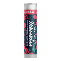 Crazy Rumors - Hibiskiss Tinted Lip Balm - Coral