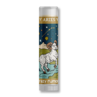 Crazy Rumors - Zodiac Collection Lip Balm - Aries