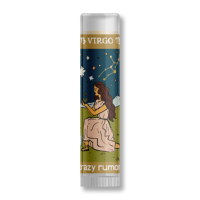 Crazy Rumors - Zodiac Collection Lip Balm - Virgo