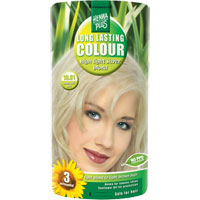 HennaPlus - Long Lasting Colour - Light Silver Blond 10.01