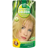 HennaPlus - Long Lasting Colour - Light Golden Blond 8.3