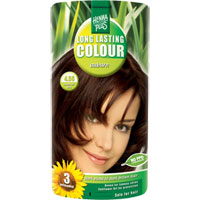 HennaPlus - Long Lasting Colour - Auburn 4.56